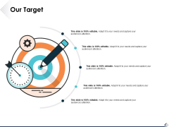Our Target Planning Ppt PowerPoint Presentation Outline Graphics Design
