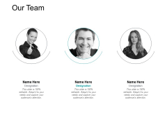 Our Team And Communication Ppt PowerPoint Presentation Styles Slides