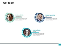 Our Team Communication Management Ppt PowerPoint Presentation Layouts Good