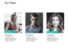 Our Team Communication Ppt PowerPoint Presentation Diagram Images