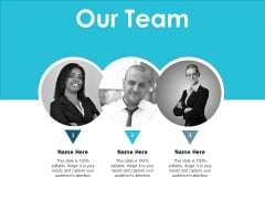 Our Team Communication Ppt PowerPoint Presentation Ideas Elements
