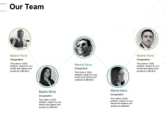 Our Team Communication Ppt PowerPoint Presentation Infographic Template Structure