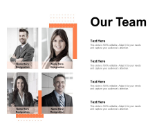 Our Team Communication Ppt PowerPoint Presentation Infographics Introduction