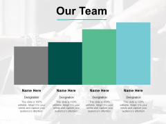 Our Team Communication Ppt PowerPoint Presentation Inspiration Template