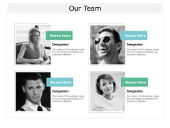 Our Team Communication Ppt Powerpoint Presentation Layouts Slideshow