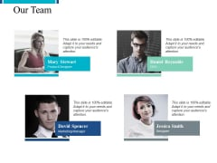 Our Team Communication Ppt PowerPoint Presentation Styles Background Images