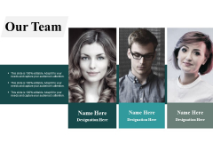 Our Team Communication Ppt PowerPoint Presentation Styles Graphics Tutorials