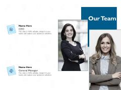 our team communication ppt powerpoint presentation styles smartart