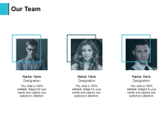 Our Team Introduction Ppt PowerPoint Presentation File Format Ideas