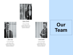 Our Team Planning Communication Ppt PowerPoint Presentation Inspiration Information