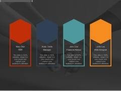 Our Team Ppt PowerPoint Presentation Backgrounds