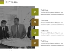 Our Team Ppt PowerPoint Presentation Layouts Styles