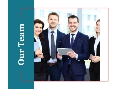 Our Team Ppt PowerPoint Presentation Model Themes