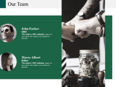 Our Team Ppt PowerPoint Presentation Pictures Gallery
