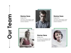 Our Team Ppt PowerPoint Presentation Pictures Grid