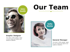 Our Team Ppt PowerPoint Presentation Show Outline