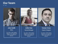 Our Team Ppt PowerPoint Presentation Styles Introduction