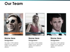 Our Team Talent Mapping Ppt PowerPoint Presentation Gallery Graphic Tips