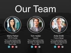 Our Team Template 2 Ppt PowerPoint Presentation File Graphics Pictures