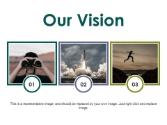 Our Vision Ppt PowerPoint Presentation Icon Infographic Template