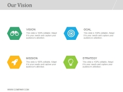Our Vision Ppt PowerPoint Presentation Images
