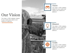 Our Vision Ppt PowerPoint Presentation Introduction