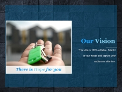 our vision ppt powerpoint presentation layouts information