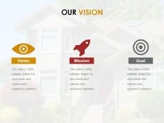 Our Vision Ppt PowerPoint Presentation Sample