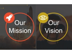 Our Vision Ppt PowerPoint Presentation Slides Ideas