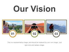 Our Vision Template 2 Ppt PowerPoint Presentation Pictures Infographics