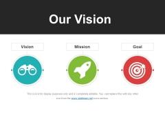 Our Vision Template 2 Ppt PowerPoint Presentation Professional Portrait