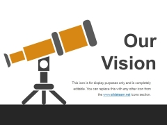 Our Vision Template 3 Ppt PowerPoint Presentation Ideas Clipart