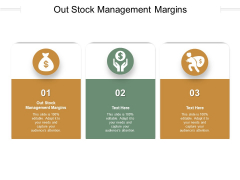 Out Stock Management Margins Ppt PowerPoint Presentation Infographic Template Objects Cpb Pdf