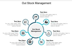 Out Stock Management Ppt PowerPoint Presentation Pictures Themes Cpb Pdf