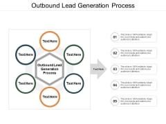 Outbound Lead Generation Process Ppt PowerPoint Presentation Ideas Display Cpb