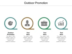 Outdoor Promotion Ppt PowerPoint Presentation Slides Structure