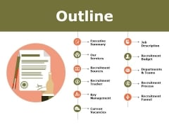 Outline Ppt PowerPoint Presentation Slides Graphics Pictures