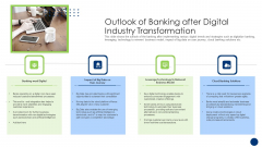 Outlook Of Banking After Digital Industry Transformation Guidelines PDF