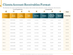 Outsource Bookkeeping Service Manage Financial Transactions Clients Account Receivables Format Inspiration PDF