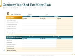 Outsource Bookkeeping Service Manage Financial Transactions Company Year End Tax Filing Plan Download PDF