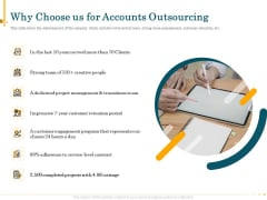 Outsource Bookkeeping Service Manage Financial Transactions Why Choose Us Accounts Outsourcing Professional PDF