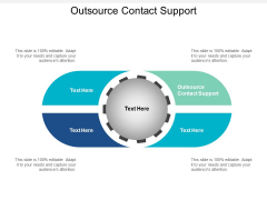 Outsource Contact Support Ppt PowerPoint Presentation Professional Objects Cpb