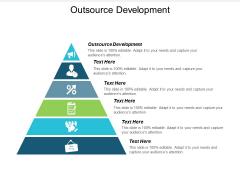 Outsource Development Ppt PowerPoint Presentation Inspiration Microsoft Cpb