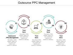Outsource PPC Management Ppt PowerPoint Presentation Summary Visuals Cpb