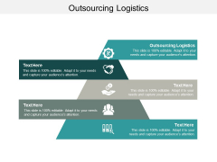 Outsourcing Logistics Ppt PowerPoint Presentation Professional Themes Cpb