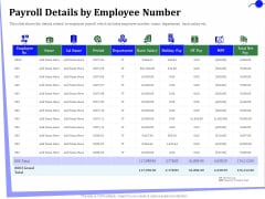 Outsourcing Of Finance And Accounting Processes Payroll Details By Employee Number Microsoft PDF