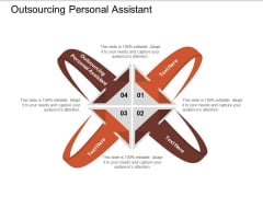 Outsourcing Personal Assistant Ppt Powerpoint Presentation Model Designs Download Cpb