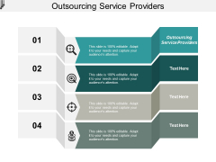 Outsourcing Service Providers Ppt PowerPoint Presentation Inspiration Graphics Example Cpb