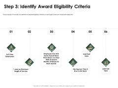Outstanding Employee Step 3 Identify Award Eligibility Criteria Rules PDF