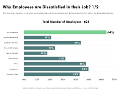 Outstanding Performer Workplace Why Employees Are Dissatisfied In Their Job Culture Graphics PDF